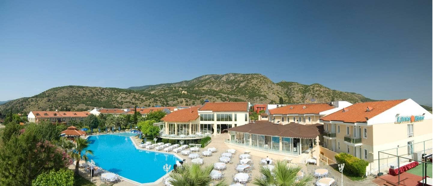 LYCUS RIVER TERMAL HOTEL