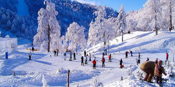 DORUKKAYA SKİ & MOUNTAİN RESORT