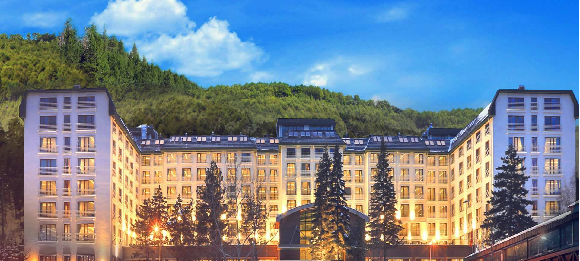 ÇAM TERMAL & SPA HOTEL