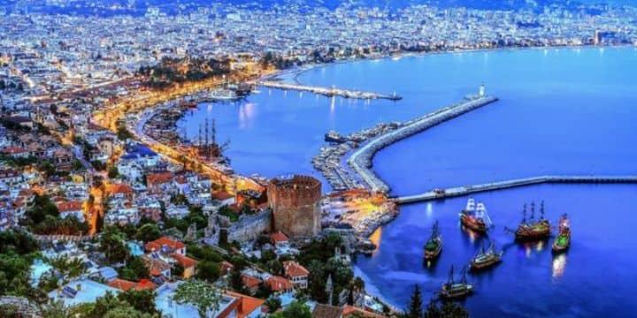 Antalya dan Turlar