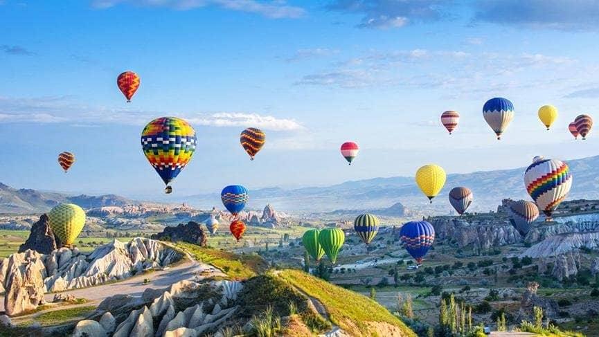 Nevşehir den Turlar