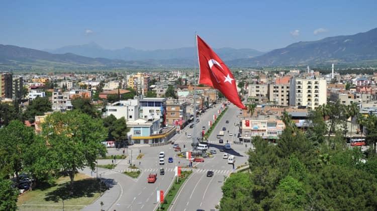 Osmaniye den Turlar