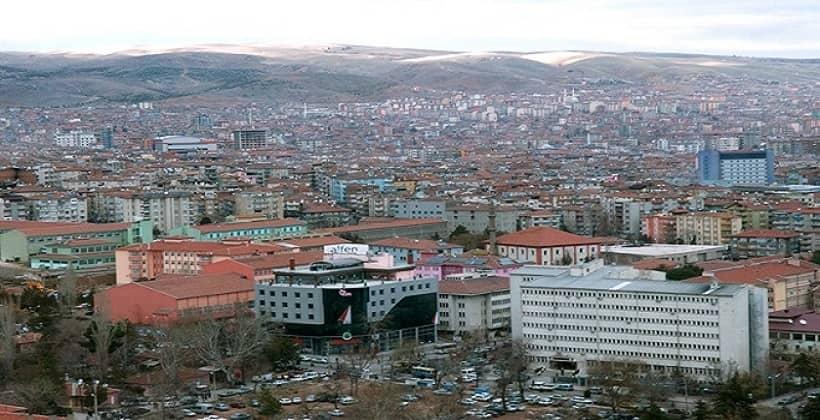 Kırıkkale den Turlar