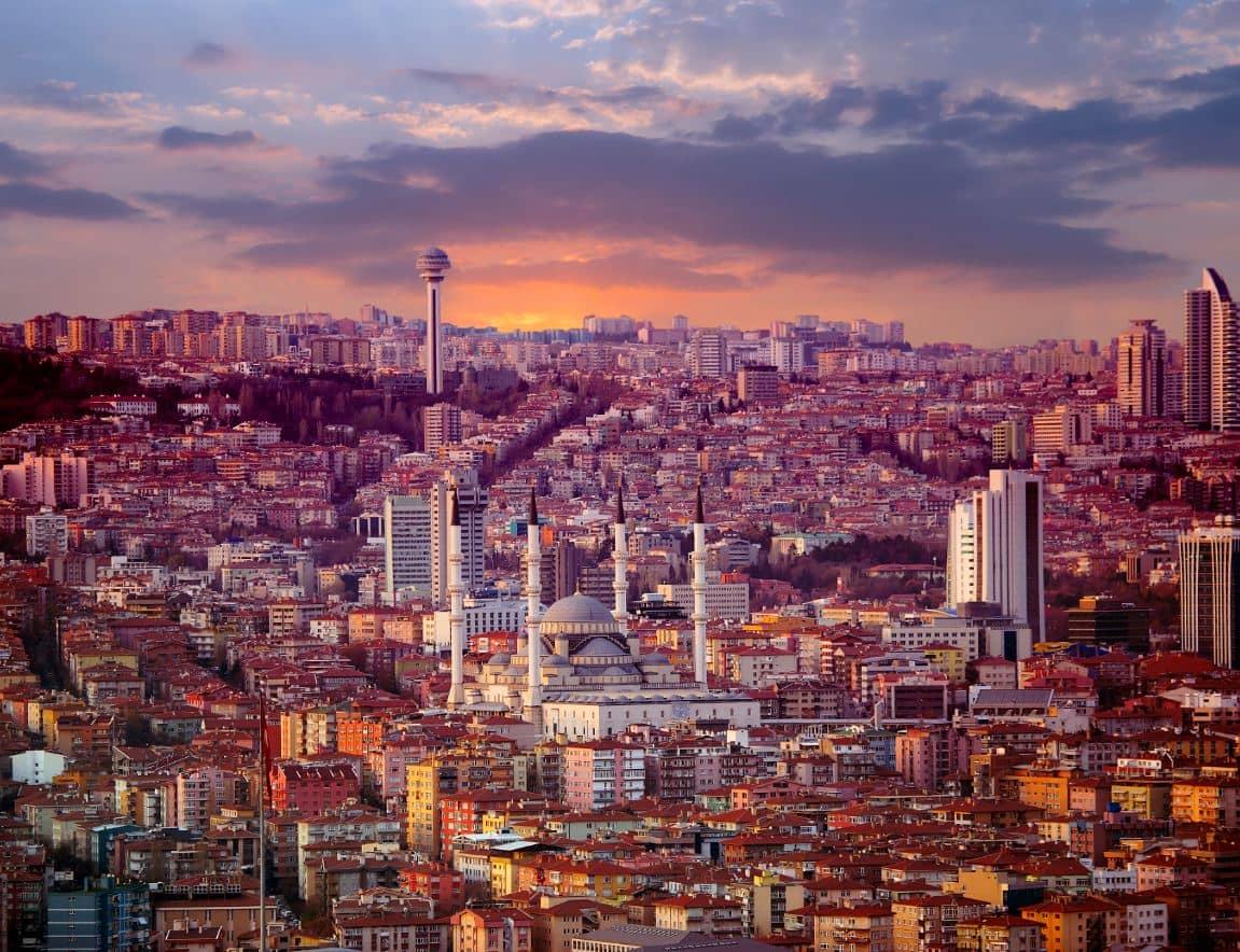 Ankara dan Turlar