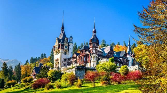 ANKARA ÇIKIŞLI BÜYÜK TRANSİLVANYA-ROMANYA-BULGARİSTAN TURU